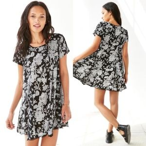 Silence + Noise Witchy T Shirt Dress